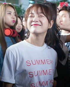 Sejeong smile so...