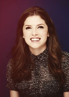 anna kendrick... hey look,its your twin!