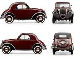 1937 Fiat 500 A Topolino