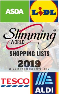 Shopping Lists 2019 At find the most up to date list of slimming world shopping lists for Aldi Lidl Tesco Iceland Asda and many more Click the pin to start browsingAt f. Iceland Slimming World, Aldi Slimming World Syns, Asda Slimming World, Slimming World Shopping List, Slimming World Survival, Slimming World Diet Plan, Slimming Word, Slimming World Dinners, Slimming World Recipes Syn Free