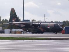 Singapore Air Force C-130 in Christchurch  Type: Lockheed C-130H Hercules Registration: 731 Location: Christchurch International Airport Date: 06/03/2011