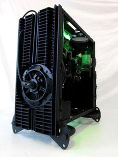 "ANTEC P380 ""ASUS Mark s z97 Sabertooth 500 Million Motherboards"" PC Case Mod"