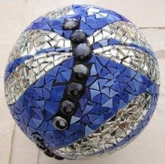 Applying Glass to bowling ball