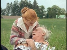 Anne cradles Matthew after he collapses in the field...saddest scene from any movie.