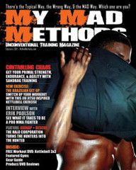 THE best unconventional training magazine around - sandbags, kettlebells, parkour and much more