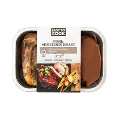Easy to Cook Pork Shoulder Roast Avg