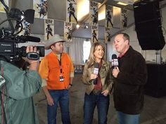 Houston- Rodeo- Cook Off- HLSR- Fox 26 News- Anchors