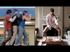 Top 10 Unexpected Dance Scenes in Non-Dance Movies - YouTube