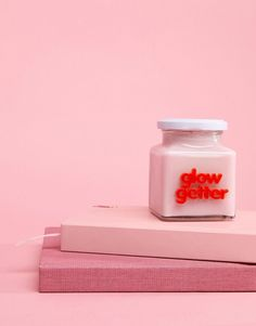 Shop the latest Flamingo Glow Getter Rose Velvet & Precious Oud Candle trends with ASOS! Asos, Bougie Rose, Flamingo, Candles, Products, Velvet, Flamingo Bird, Flamingos, Candy