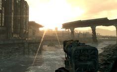 50 stunning Fallout screenshots | GamesRadar The Gr, Post Apocalypse, Fallout, Screen Shot, 50th, Shots, War, Gallery, Pretty