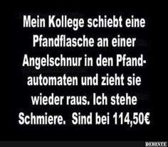 So macht man das Funny Picture Quotes, Funny Quotes, Funny Pictures, Funny Memes, Hilarious, Jokes, Facebook Humor, Funny Facts, Best Quotes