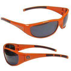 Auburn Tigers 3 Dot Team Logo Series Sport Sunglasses