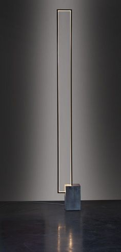 Miré - Led floor lamp. Design by Michel Cinier. France