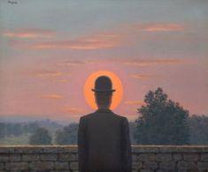 René Magritte, Le cri du coeur, 1960