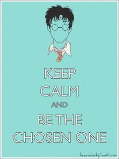 Chosen one Hp