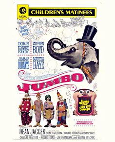 The Films of Doris Day - Jumbo