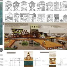 These winning ideas offer floating solutions to aid Cambodia's Tonlé Sap Lake community Definition Of Climate Change, Floating Architecture, Active Design, Tonle Sap, Engineering Consulting, Bamboo Structure, Architecture Presentation Board, Urban Fabric, Design Fields