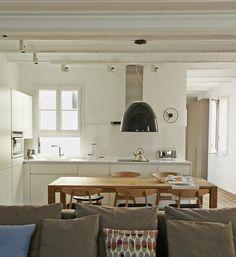 35 ispirazioni per una cucina a vista