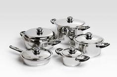 Premier Pot Set 10pc Pot Sets, Bowl Set, Capri, Decor, Products, Decoration, Decorating, Gadget, Deco