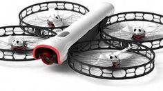 Vantage Robotics: Drohne Snap wird mit Magneten zusammengehalten