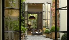 Hotel Julien Anversa Cortile