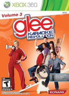 Karaoke Revolution Glee Volume 3  Xbox 360 *** You can get more details by clicking on the image.Note:It is affiliate link to Amazon.