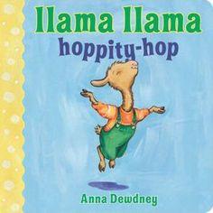 Llama Llama Hoppity-Hop!  For Caroline.
