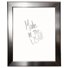 "Brayden Studio Rounded Dry Erase Board Size: 52"" x 22"""