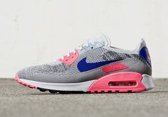promo code 441a1 88589 Trendy Ideas For Womens Sneakers   Nike Air Max 90 Ultra Flyknit  of March  2017 Lineup EU Kicks  Sneaker Maga