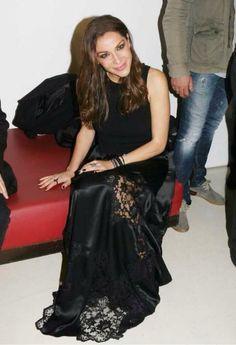 Despina Vandi - Greek singer Lace Skirt, Greek, Singer, Popular, Skirts, Fashion, Moda, Fashion Styles, Singers