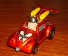 Volkswagen Flying Bug Matchbox car