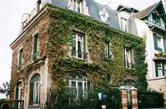 Maison de rêve, via Flickr.