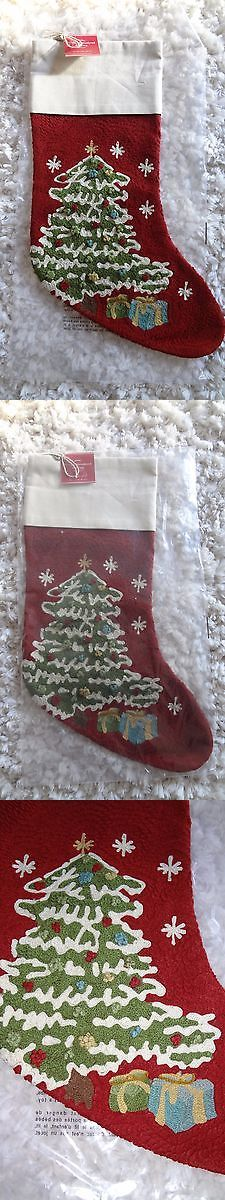 Stockings and Hangers 170091: Leather Cowhide Christmas Stocking ...