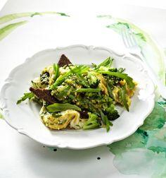Unser beliebtes Rezept für Grünes Gemüse-Rührei und mehr als 55.000 weitere kostenlose Rezepte auf LECKER.de. Japchae, Metabolism, Low Carb, Veggies, Beef, Healthy Recipes, Snacks, Vegan, Dinner