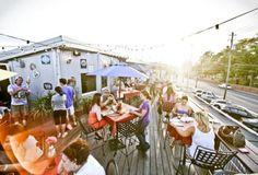 Best Rooftop Beer Gardens in Atlanta