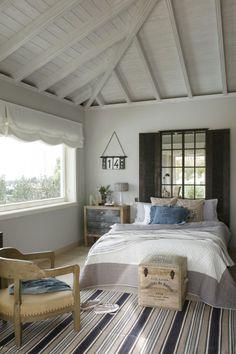 Coastal Bedroom | Loani Home