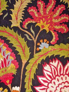 Wonderful Persian inspired floral design