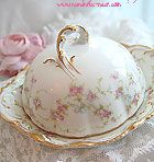 haviland limoges cheese dome