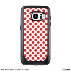 Red Polka Dots Phone Case  Available on many products! Hit the 'available on' tab near the product description to see them all! Thanks for looking!  #art #polka #dots #shop #iphone #case #phone #electronic #accessory #accessories #fashion #style #women #men #shopping #buy #sale #gift #idea #samsung #galaxy #apple #mac #ipad #tablet #computer #lifestyle #fun #sweet #cool #neat #modern #chic #laptop #sleeve #ipad #red #white