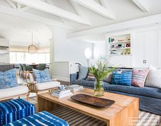 Family Room: Relaxed