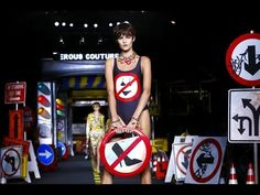 Moschino   Spring Summer 2016 Full Fashion Show   Exclusive - YouTube