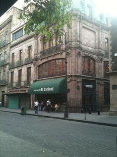 El Cardenal, Ranked #1 Mexico City Restaurant