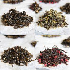 Fermented Tea Leaf Garnish 4 Ways [Myanmar]