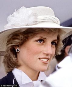 Of all the beautiful jewels in her possession, sapphires are the ones which will always be associated with Diana not least because of her stunning engagement ring.