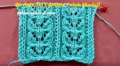 Bir İpte İki Canbaz Yelek Modeli Knit Vest, Knitting Stitches, Friendship Bracelets, Crochet, Patterns, Knitted Baby, Knits, Dots, Bakken
