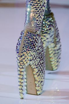 McQueen shoes. socorro.
