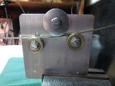 Crawls Backward (When Alarmed): DIY Guitar Fret Wire Bender Mk II: New and Improved?