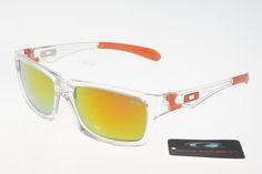 Oakley Dispatch Sunglasses White Orange Frame Colorful Lens 0300 [ok-1300] - $12.50 : Cheap Sunglasses,Cheap Sunglasses On sale