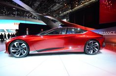 Acura Precision Previews New Design Future For The Brand, Without...A Beak [New Pics]