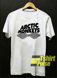 7bfc90f77 10 best Arctic monkeys t shirt images | Bands, Alex Turner, Block prints